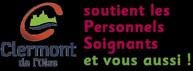 Clermontois, partagez vos messages, vos dessins, vos photos de soutien aux #PersonnelsSoignants et aux résidents de l'EHPAD